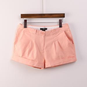 Women's Basic flange cotton casual ..